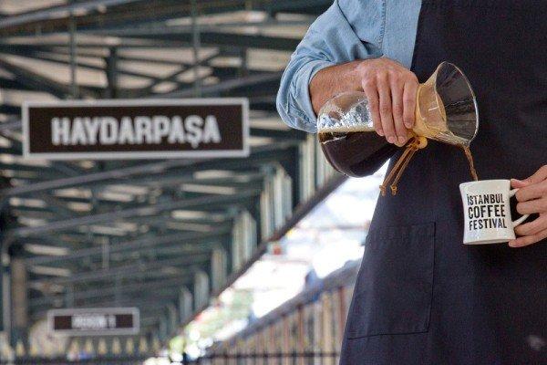 Istanbul Coffee Festival 2015 Haydarpaşa