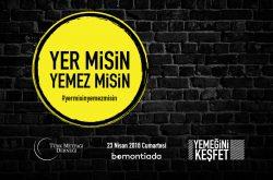 Türk Mutfağı Derneği Yemeğini Keşfet 2016