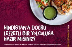 Go Meso Hint Yemekleri Günleri 2016