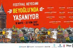 Beyoğlu BeledBeyoğlu Gastronomi Festivali 2017