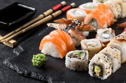 Intema Yaşam Akademi'de Sushi atölyesi