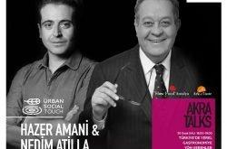 Antalya'da Akra Talks