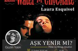 Aşk Yenir Mi Film ve Kitap Analizi - Söyleşi