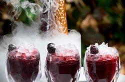 Ukiyo Lounge&Bar'da Ukiyo Seabreeze cocktail