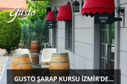 Gusto Şarap Kursu - İsabey Bağevi İzmir