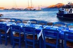 Gastronomi Rotası ile Yunan adaları