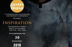 5. Uluslararası Gastromasa Konferansı 2019