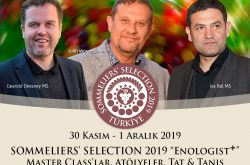 Sommeliers' Selection Türkiye 2019