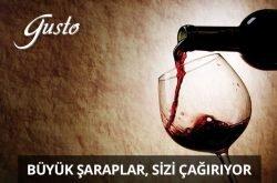 İncirli Şaraphane'de Gusto Şarap Kursları - Büyük Şaraplar - Üzümler, Şaraplar ve Stiller - 3. Etap