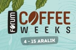 Marmara Forum'da Coffee Weeks
