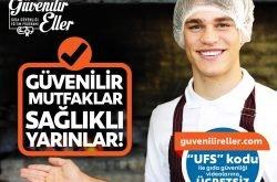 """Online Eğitim: UFS Gıda Güvenliği Eğitimi """"Güvenilir Eller"""""""