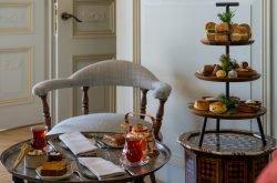 Six Senses Kocataş Mansions'da Çay Saati