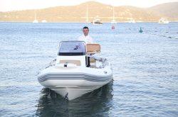 Divan Bodrum'dan Teknelere Yemek Servisi